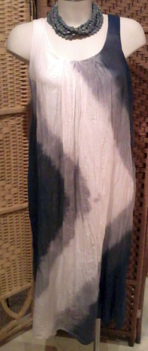 """collana """"naturalia"""" collezione p/e 2014 abito in seta collezione p/e 2014 — presso Neo.chiC"""