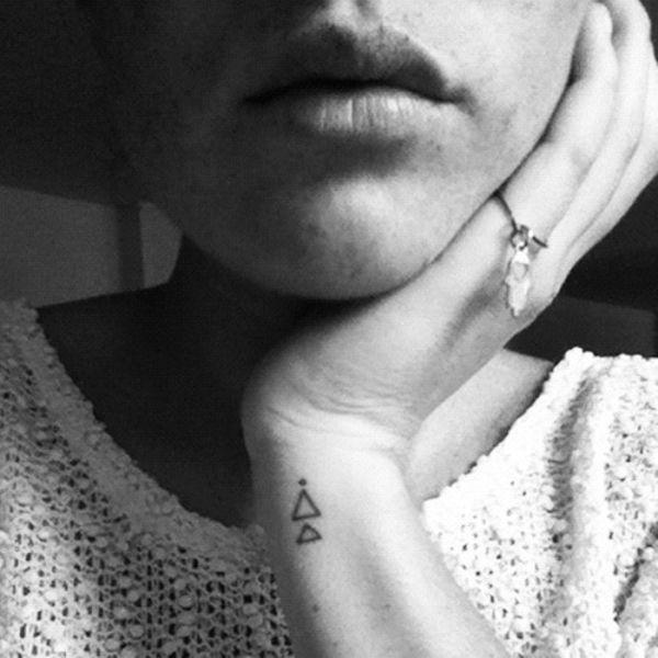 Petits tatouages discrets - 58