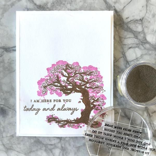 In My Thoughts Stamp Set Simply Stamps Altenew Cards Scrapbooking Stamps