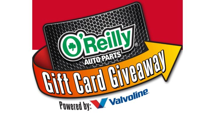 INSTANTLY Win O'Reilly's Auto Parts Gift Cards! Over 14,000 Winners! - http://gimmiefreebies.com/instantly-win-oreillys-auto-parts-gift-cards-over-14000-winners/ #Contest #Contests #GiftCards #Giveaways #Sweeps #Sweepstakes #ad
