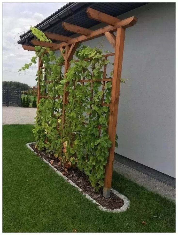 √43 Beautiful Yard Patio and Deck Design Concepts #backyardideas #patioideas #…