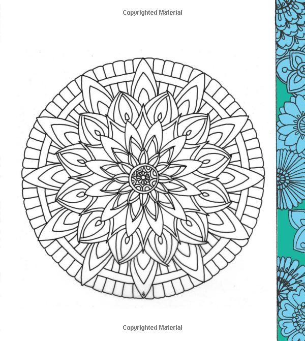 Color Me Calm 100 Coloring Templates for Meditation and 8450340 ...