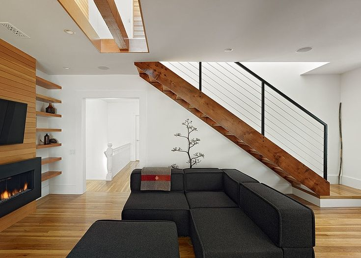 Lower Haight Residence by Neill and Lee Contractors