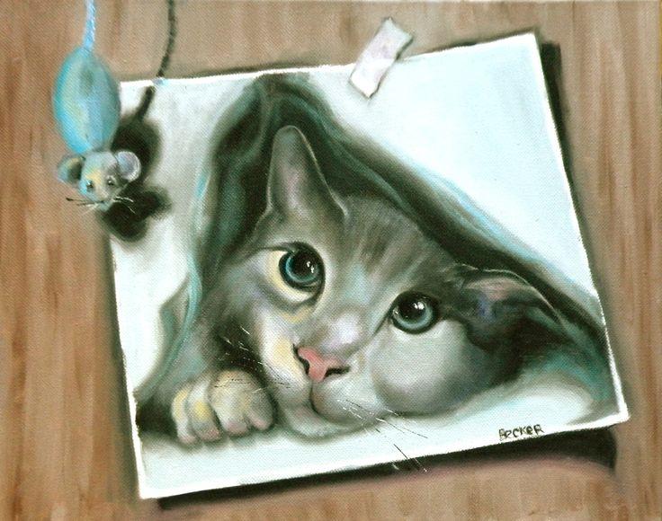 2 Cute  ~ Susan Becker