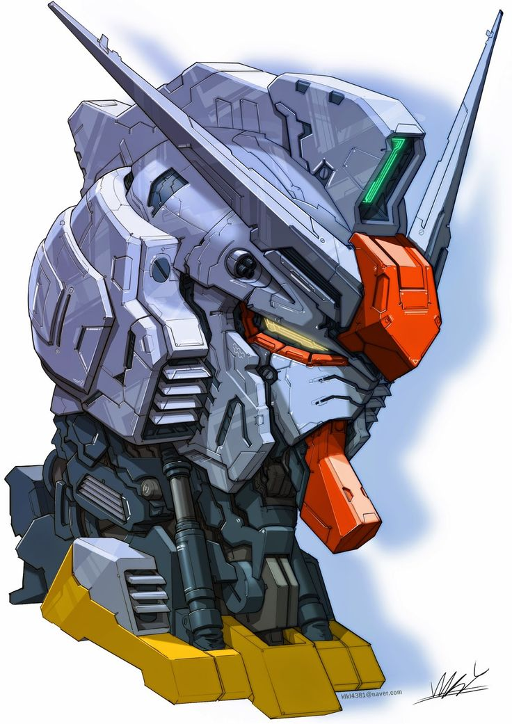 GUNDAM GUY: Awesome Gundam Digital Artworks [Updated 4/9/15]