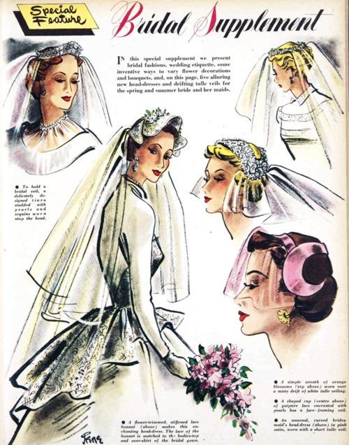 ]: Oct 1953, Wedding Planning, Planning Insp, Vintage Bride, Bridal Fashion, Vintage Inspiration, 1950 S Vintage