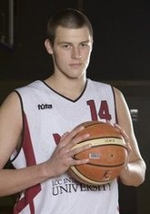 South Carolina Gamecocks Basketball Recruiting: USC Lands Lithuanian Laimonas Chatkevicius