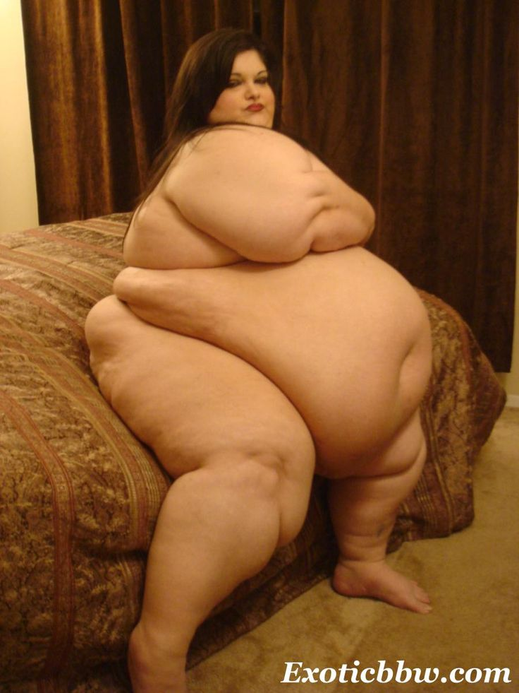 big fat woman nude