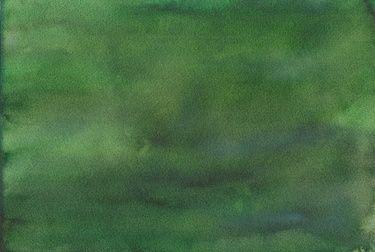 """Saatchi Art Artist Glen Stewart; Painting, """"Untitled (Green Mist)"""" #art"""