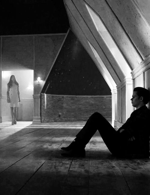 Olivia & Roman Godfrey // Hemlock Grove // Famke Janssen // Bill Skarsgård