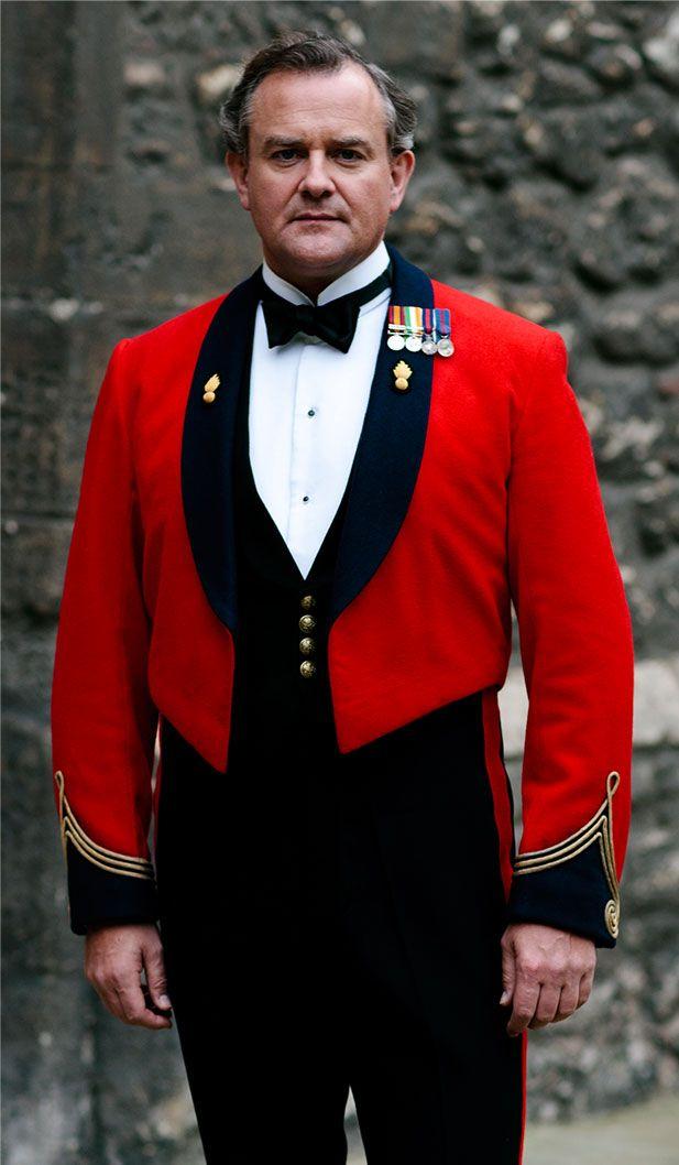 exhibition   Downton Abbey Exhibit...Lord Grantham..