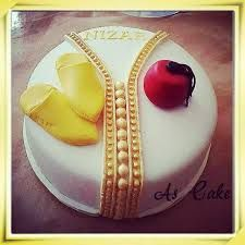 Gâteau babouche et tarbouche pour circoncision