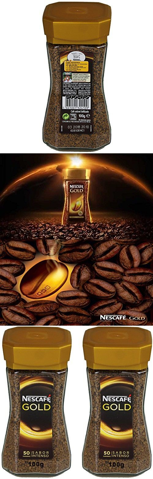 Nescafe Gold Instant Coffee (Gold, 100 Gram 2 pack