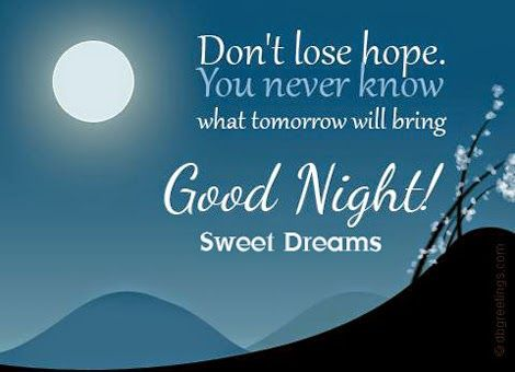 Good Night images for Whatsapp and Facebook