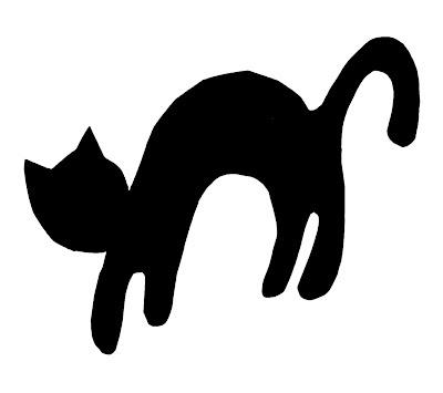 Fastelavnskat - Black Cat