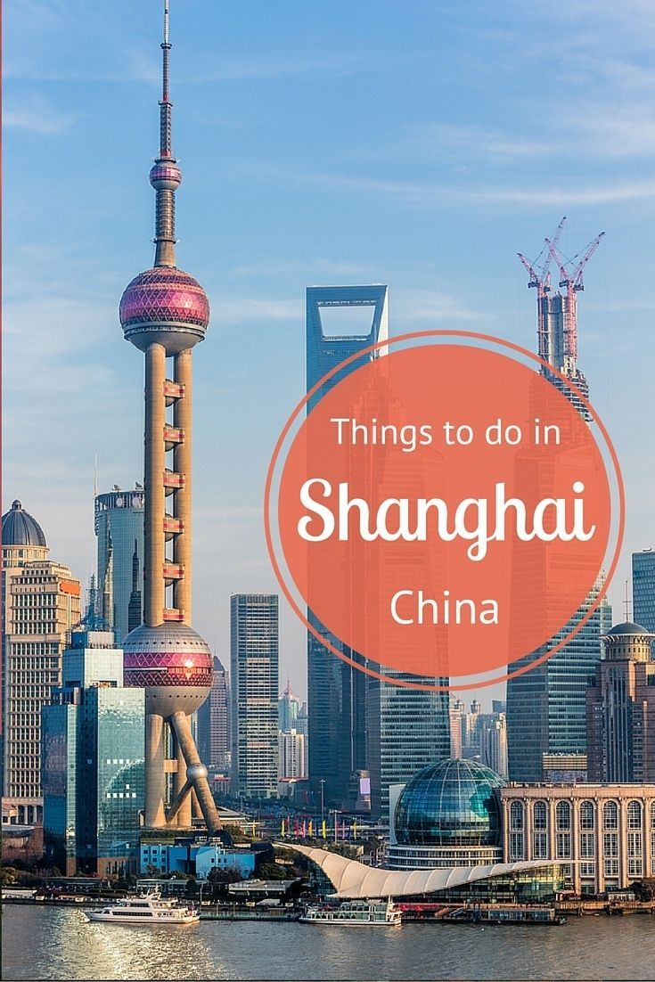 Travel tips for  Shanghai, China. Where to eat, drink, sleep, shop, explore and much more!