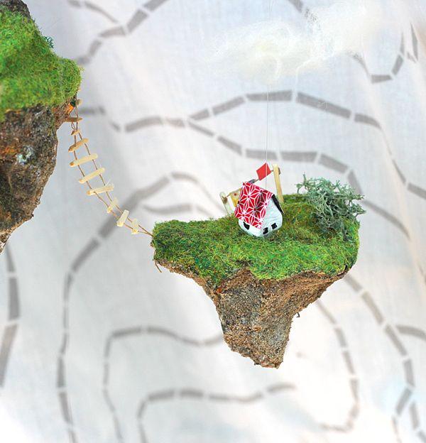 Floating Islands Mobile