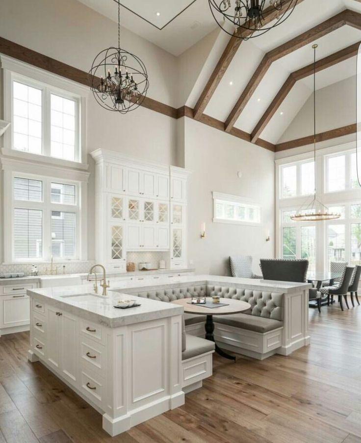 Meine Ideenküche möchte ich eines Tages haben