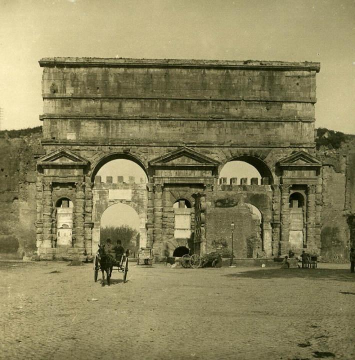 Roma Sparita - Porta Maggiore