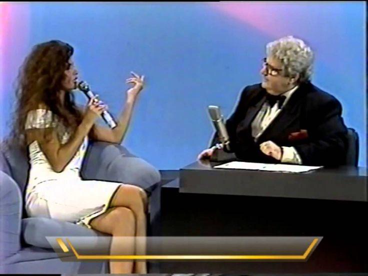 Entrevista Luma de Oliveira - Jô Soares em 1988 - HD - VERSÃO COMPLETA