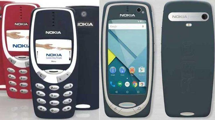 Legenda Ponsel Jadul Kembali, Akan Seperti Inikah Nokia 3310 Android? Gambar Nokia 3310 versi terbaru, harga Nokia 3310 versi 2017