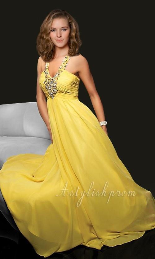9 besten Stylish Prom Dresses Bilder auf Pinterest   Lange kleider ...
