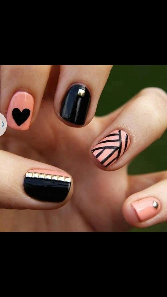 17 best nail designs and colors I like and want to try images on ...