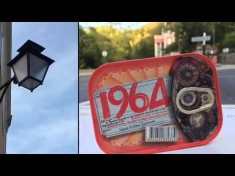 O meu olhar  pelas ruas de Sintra, Nasci e 1964,  o ano da graça!