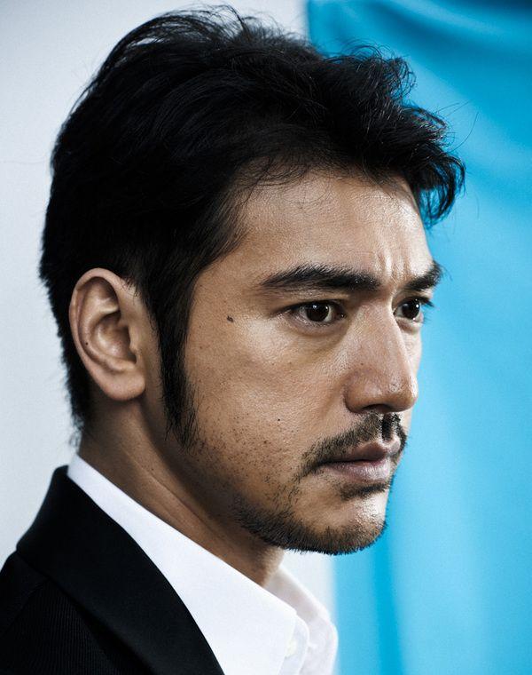 Takeshi Kaneshiro photographed by Antoine Doyen