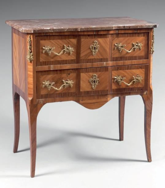 1000 images about 2 mobilier on pinterest stables louis xvi and bonheur - Commode bois de rose ...