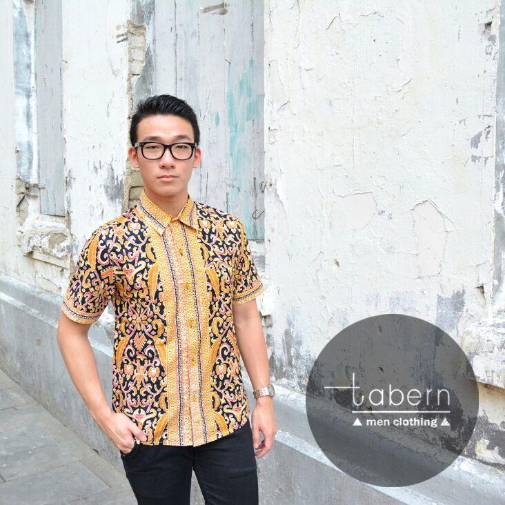 Type: Liam Size: M, L, XL #batik #slim #men #pria #casual #baju #outfit #kemeja…