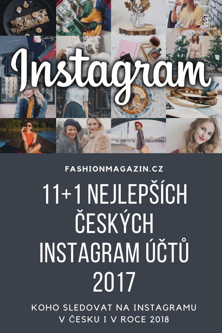 Vybrali jsme 11+1 nejlepších českých instagramových účtů za rok 2017. Koho sledovat i v roce 2018? Kým se inspirovat? Mrkněte na náš nejnovější článek