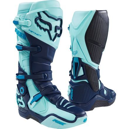 Fox Racing 2016 Instinct Boots - Ken Roczen LE