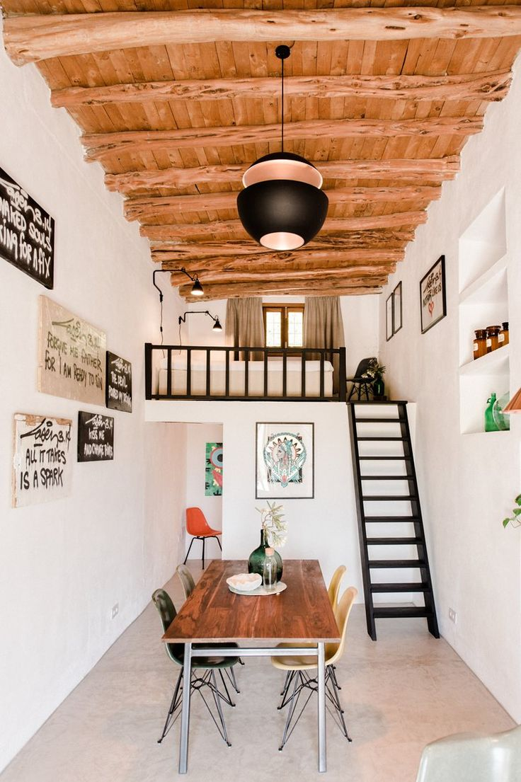27 best Interiors | Double height spaces images on Pinterest ...