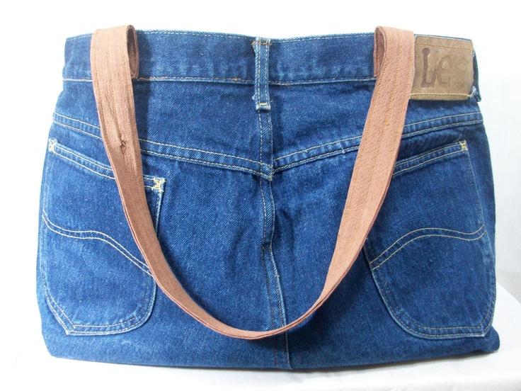 Diy Denim Shoulder Bag 28