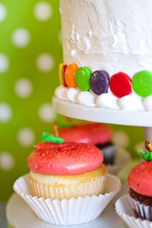 Dicas pra Mamãe: Festa da Centopéia colorida