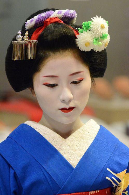 Katsunosuke, Odamoto Okiya, Gion Kobu