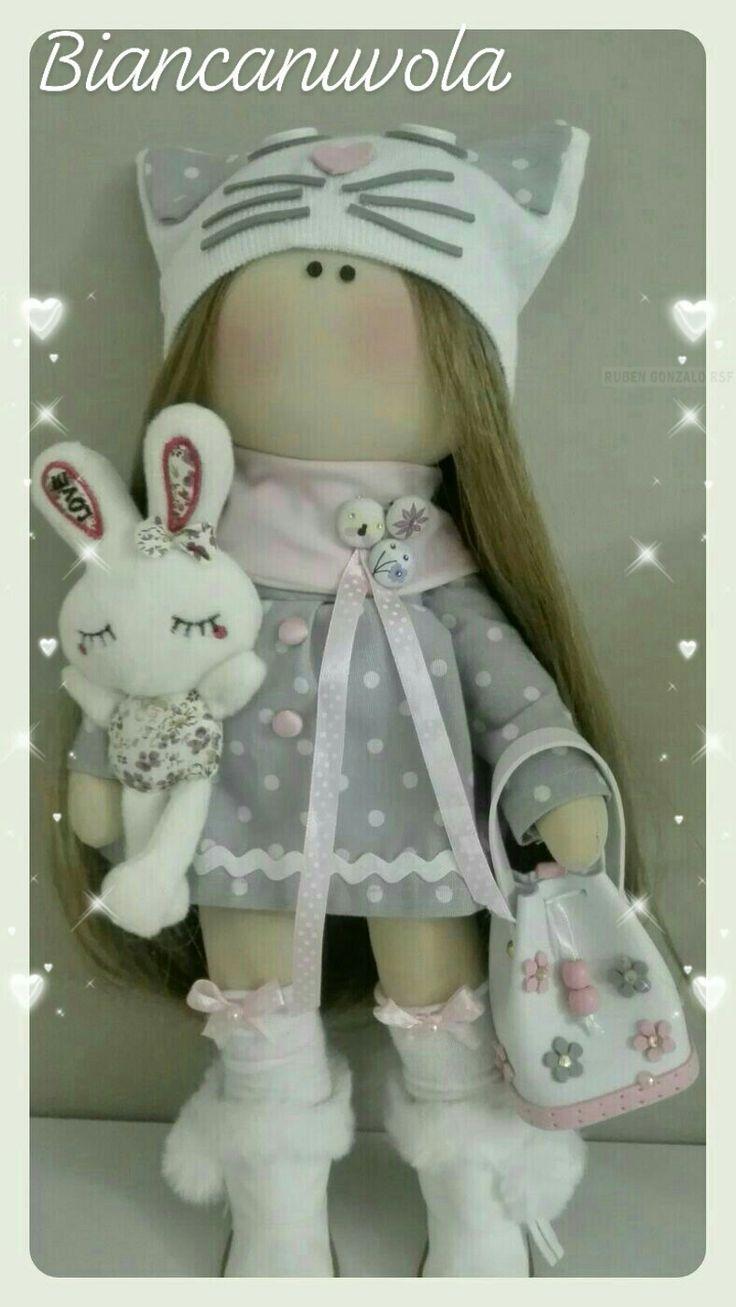 Doll Tilda cucito creativo
