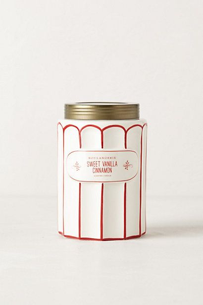 Illume Boulangerie Incremental Jar by Illume @Luvocracy. Lovely.