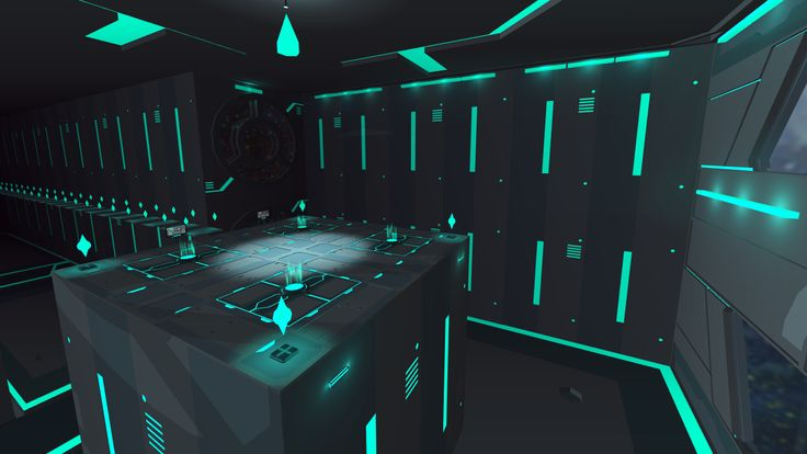 3D Modular Sci-Fi Environment Pack on Unity Asset Store 2