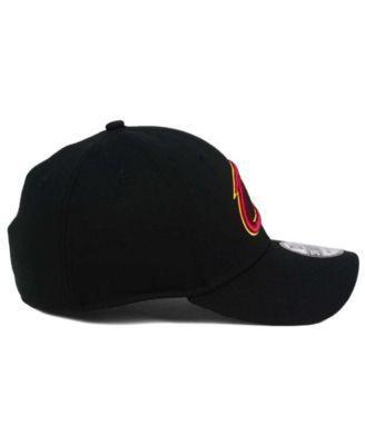 New Era Cleveland Cavaliers Team Classic 39THIRTY Cap - Black S/M