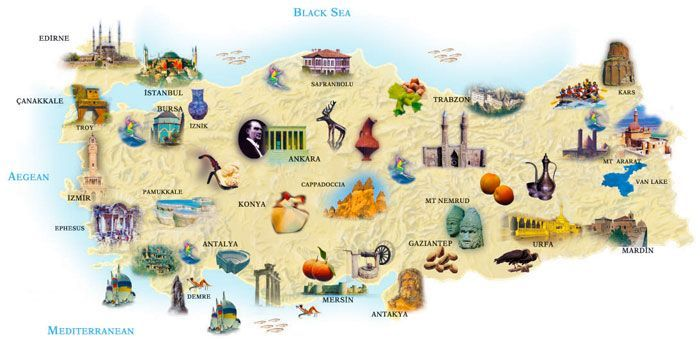 Turkey Blog | Travel with Bender