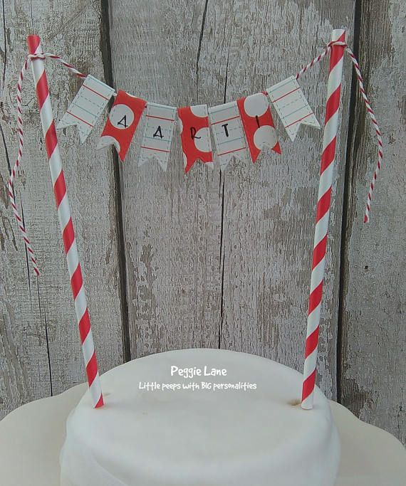 how to make name bunting