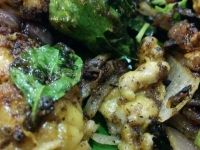 Valarmathi Kongunaatu Samayal - Coimbatore  Order Kotthu Parotta, and if you didn't like it, the meal is on us