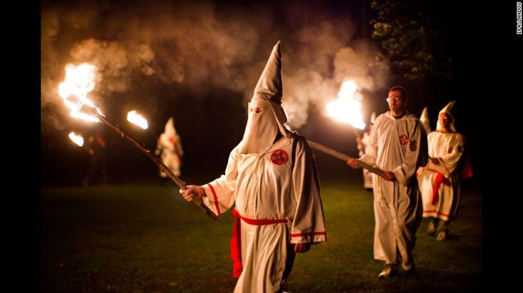 Ku Klux Klan plan a parade in the Tar Heel State to celebrate President-elect Donald Trump's win.