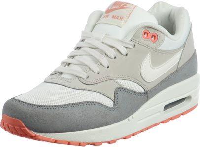 Nike Air Max 1 Premium W schoenen beige grijs