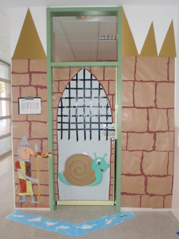 Blog de los caracoles - Blog les escargot: PUERTA DEL CASTILLO
