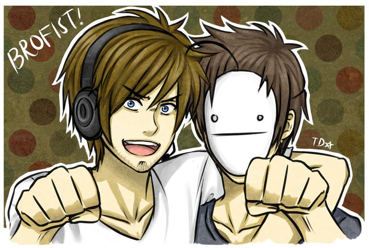 """Bro Day everyday!"" I'm so a Bro and a Cryaddict! *Brofist*   - Pewdiepie and ChaoticMonki (AKA Cry)"