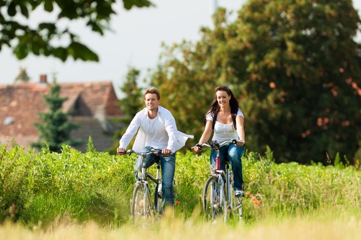 Uma volta de bicicleta