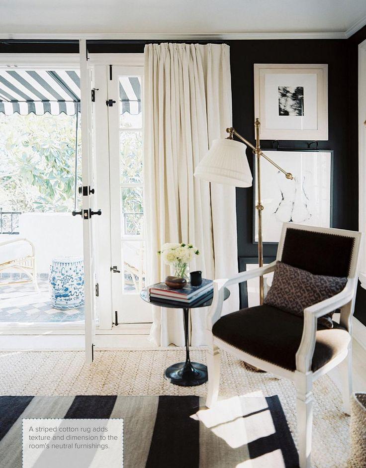 Interior Designer Mark Sikesu0027 Southern California Home: Open, Glamorous,  And Elegant